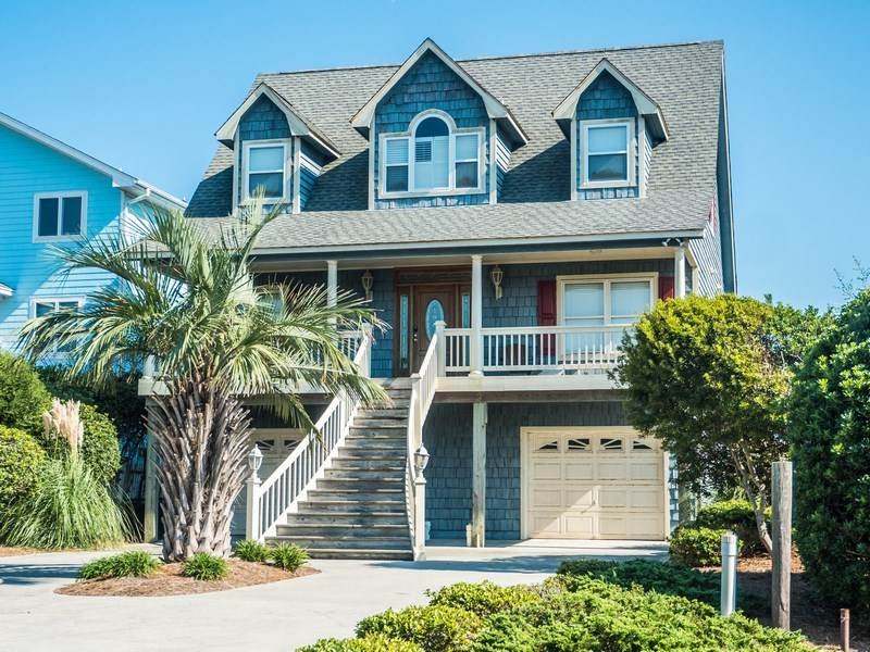 OCEAN SPLENDOR - Image 1 - Surf City - rentals