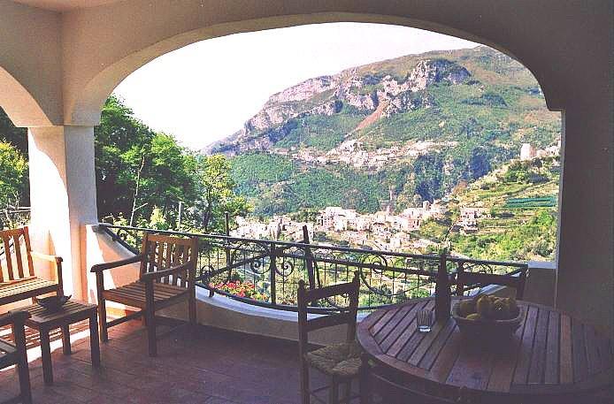 Villa Diana A - Image 1 - Ravello - rentals