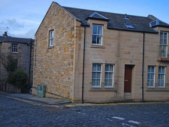 Exterior of townhouse - E901A - Edinburgh - rentals
