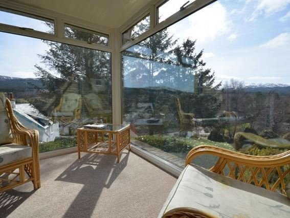 Stunning views from the sun room - FCH10642 - Clachaig - rentals