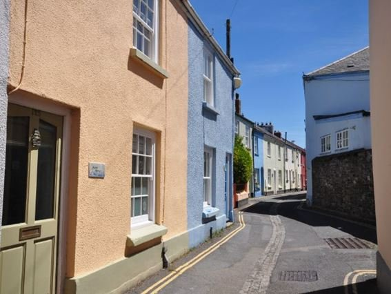 Located in a tucked away position in Appledore - MASTR - North Devon - rentals
