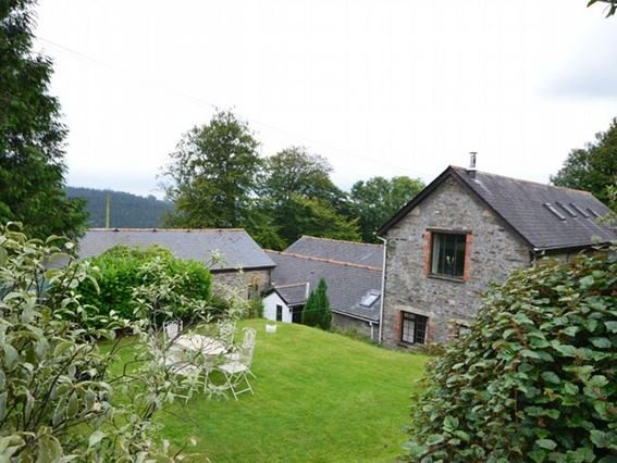 View towards the property - DRAYG - Dulverton - rentals