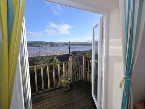 Sea view out across the estuary from the lounge - FCH127 - Appledore - rentals