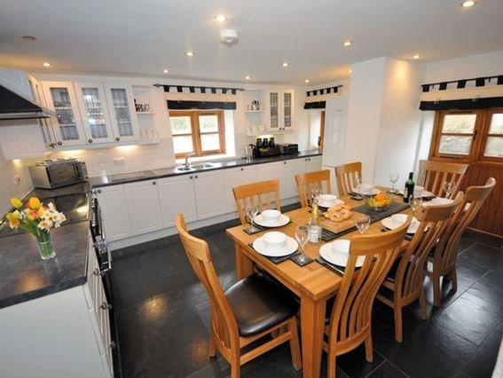 Spacious modern kitchen/diner - OWLBR - Clovelly - rentals