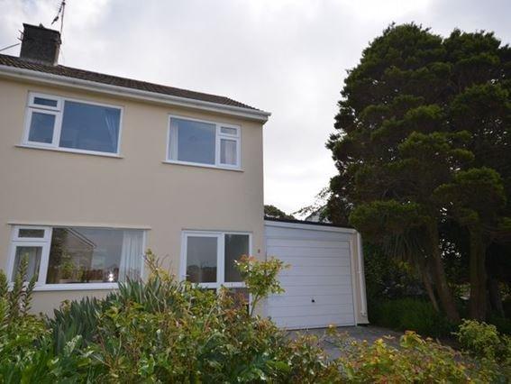 View towards the property - PERAD - Cornwall - rentals