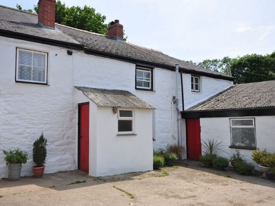 View towards the property - FCH1408 - Cornwall - rentals