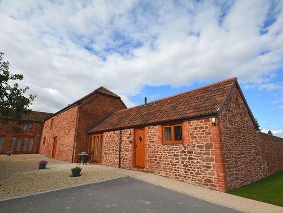 View towards the properties - WIOAT - Somerset - rentals