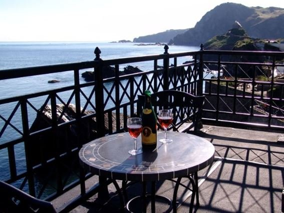Balcony with breathtaking, uninterrupted sea views - FCH1511 - Ilfracombe - rentals