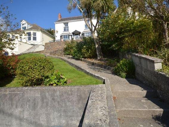Looking towards the property - TAMAR - Saint Austell - rentals