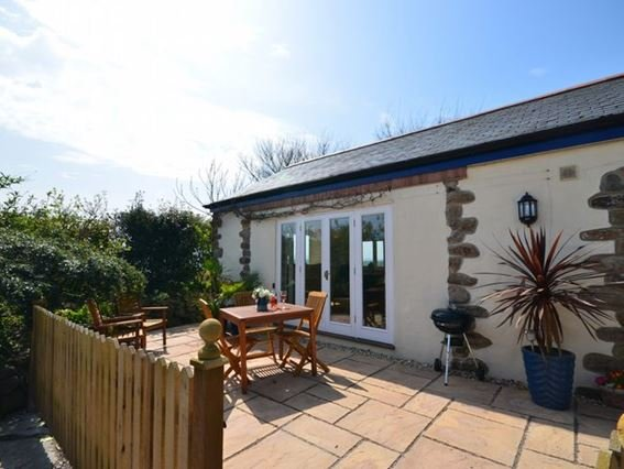 View of the property - BUCOT - Cornwall - rentals