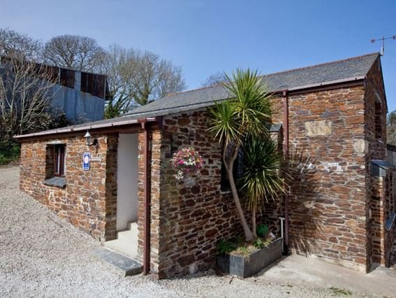 Entrance to the property - TFMOW - Cornwall - rentals