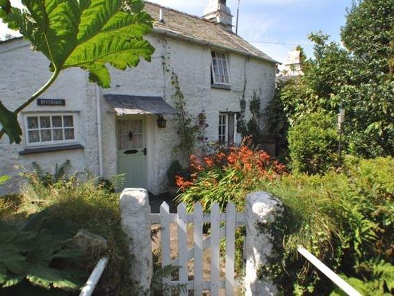View of the cottage - TRIVS - Saint Breward - rentals