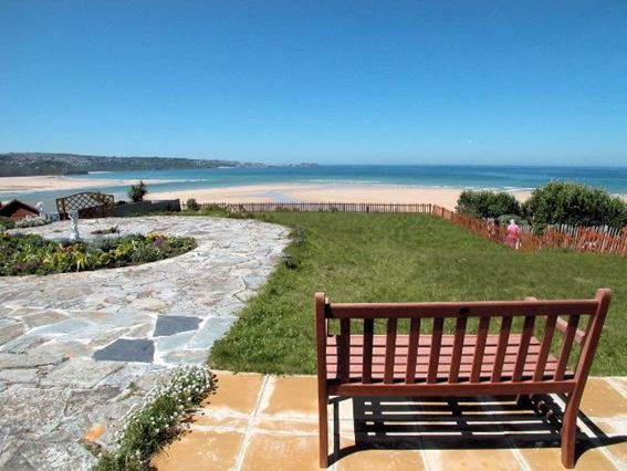 View from outside of the property - VILLA - Hayle - rentals