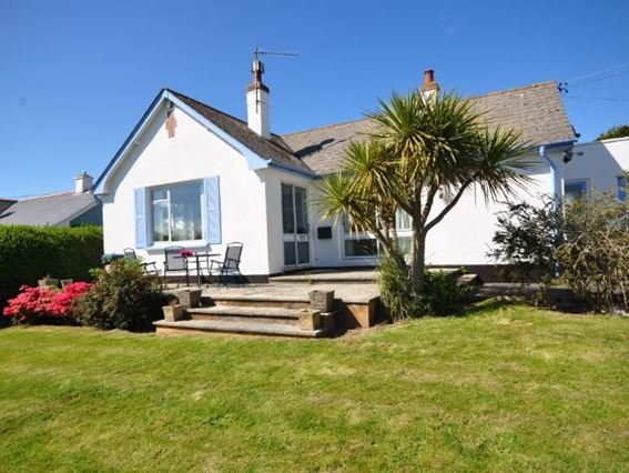 View towards the cottage - FCH204 - Croyde - rentals