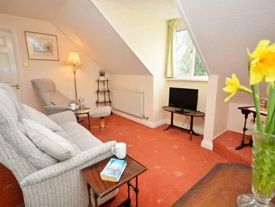 Lounge area - WESTW - Callington - rentals