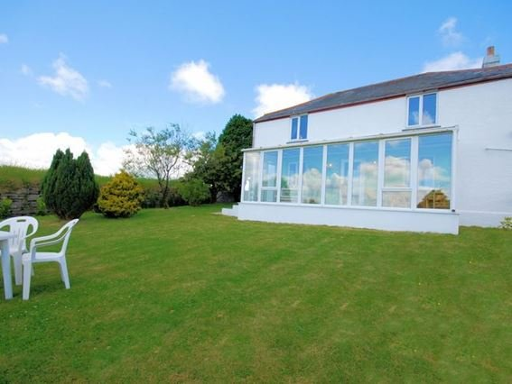 View of the property from the garden - FCH2092 - Saint Neot - rentals