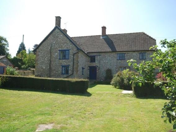 View of the property and garden - WILMI - Bewley Down - rentals
