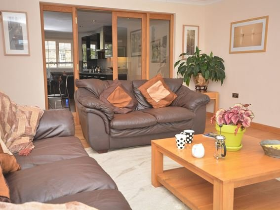Lounge leading through to kitchen/dining area - BREND - Wadebridge - rentals