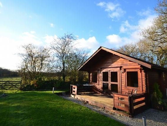 View of the lodge - BRILO - Lanlivery - rentals