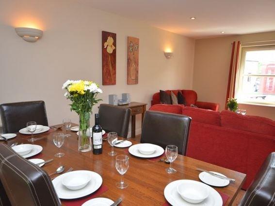 Open-plan lounge/kitchen/diner - WORDS - Derbyshire - rentals