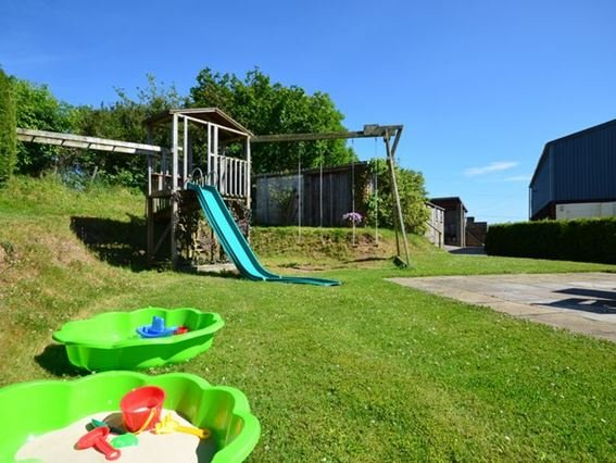 Shared play area - SOMER - Newton Tracey - rentals