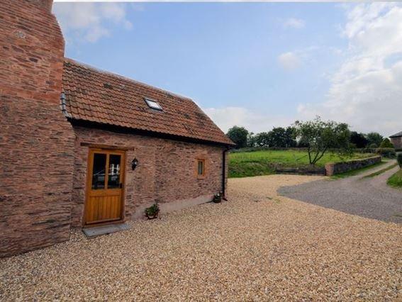 View towards the property - BARTC - Somerset - rentals