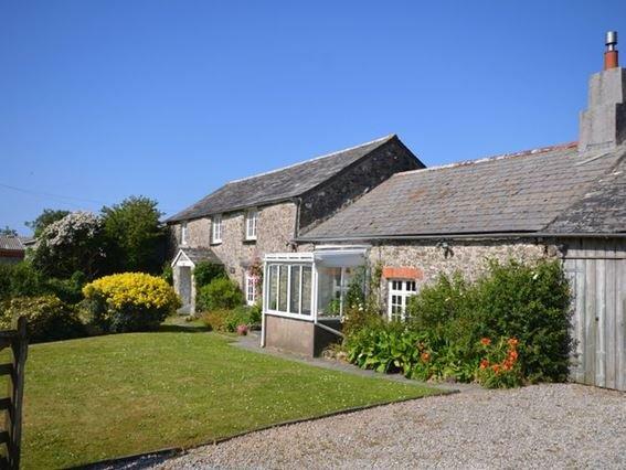 Traditional Cornish cottage - TROCK - Trelights - rentals