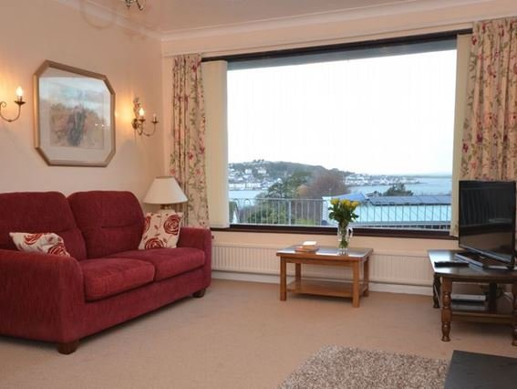 Views from the lounge across the estuary and beyond - SANDB - Instow - rentals