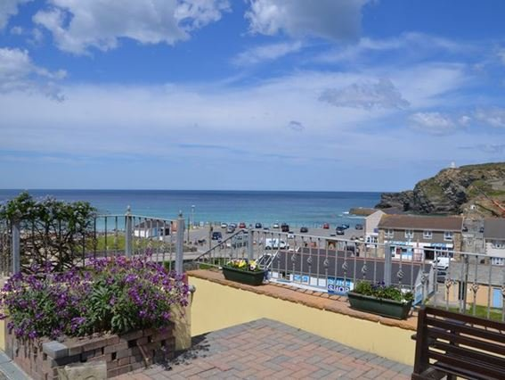 View from the property - PENPR - Portreath - rentals