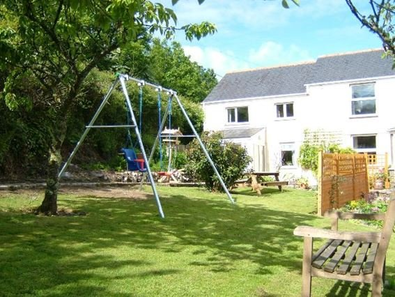 The cottage and the garden - BUTTE - Withiel - rentals