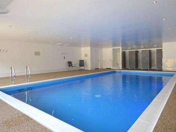 Shared heated indoor swimming pool - KIBOR - Somerset - rentals