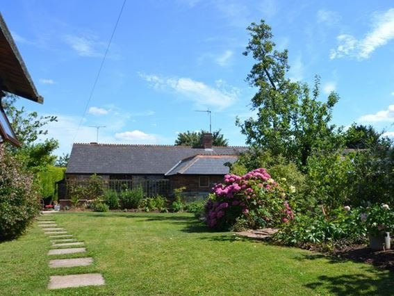 View of the property and garden - NORWE - Somerset - rentals