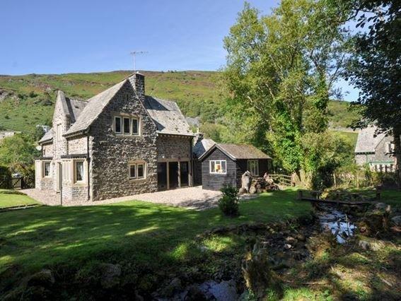 The property bathed in sunshine - ELANV - Llanwrthwl - rentals