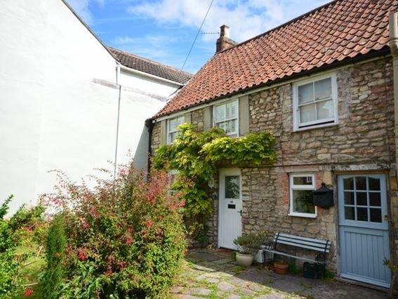 View towards the cottage - 52STT - Wells - rentals