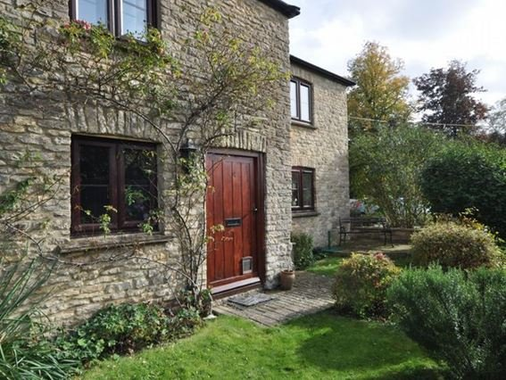 View of the cottage  - TREVO - Fairford - rentals