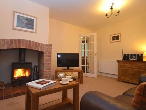 Cosy lounge with woodburner  - FERBC - Bittadon - rentals