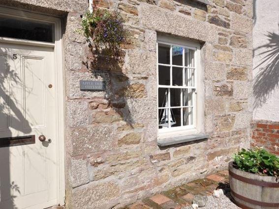 View towards the cottage - APPTR - Gweek - rentals