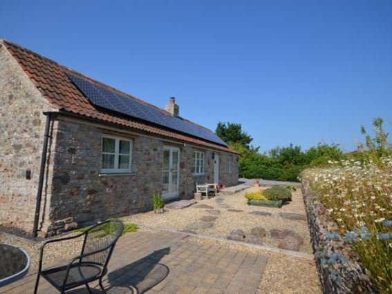 View towards the cottage  - CRIBB - Somerset - rentals