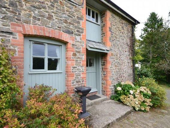 View towards the cottage - MILRA - Devon - rentals