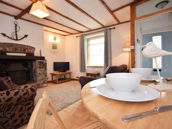 Lounge/diner - SPTID - Appledore - rentals