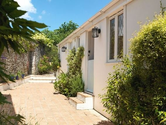 View towards the cottage - FCH4612 - Saint Dominick - rentals
