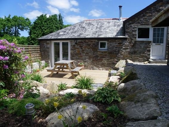 View of the cottage - COBNU - Withiel - rentals