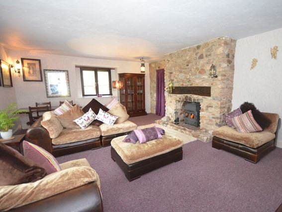 Light and airy lounge  - MAGSN - Ideford - rentals