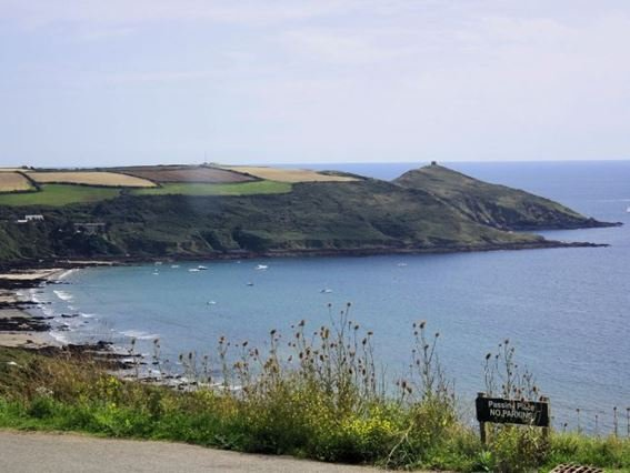 View from the property - FCH4680 - Cawsand - rentals