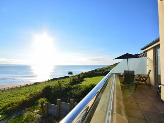 Incredible beach views over Saunton Sands  - OCPOI - Saunton - rentals