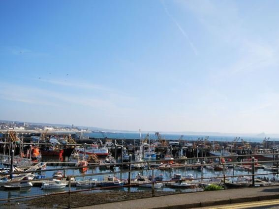 View from the property - HWATC - Newlyn - rentals