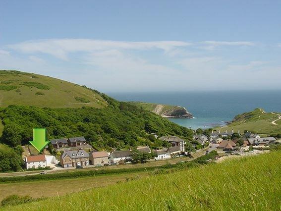 View towards the property - FCH4804 - Dorset - rentals