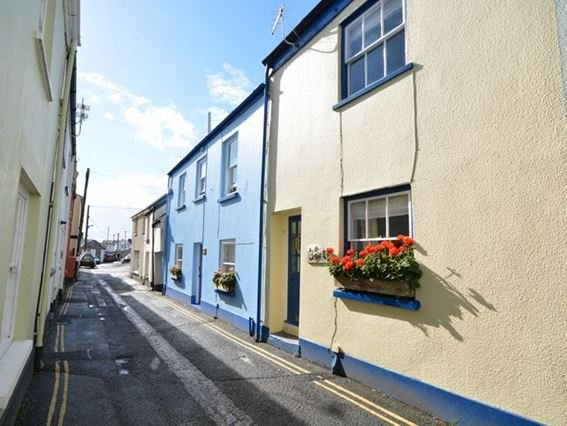 View of this charming cottage - LOBSP - Appledore - rentals