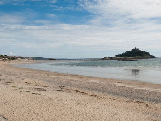 Sandy beach within walking distance of the property - SOUWI - Marazion - rentals