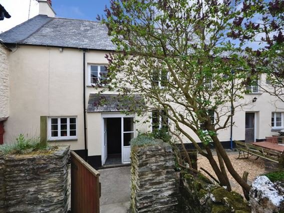 View of the cottage - WHEAC - Bittadon - rentals